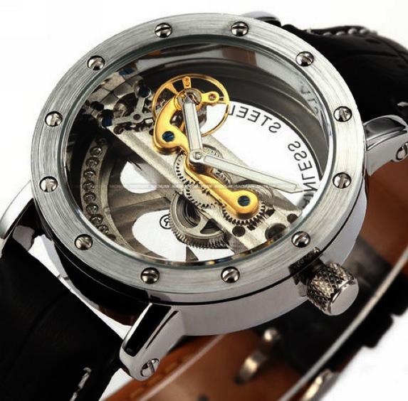 0330bcd43d7 Extravagantní hodinky Lunar