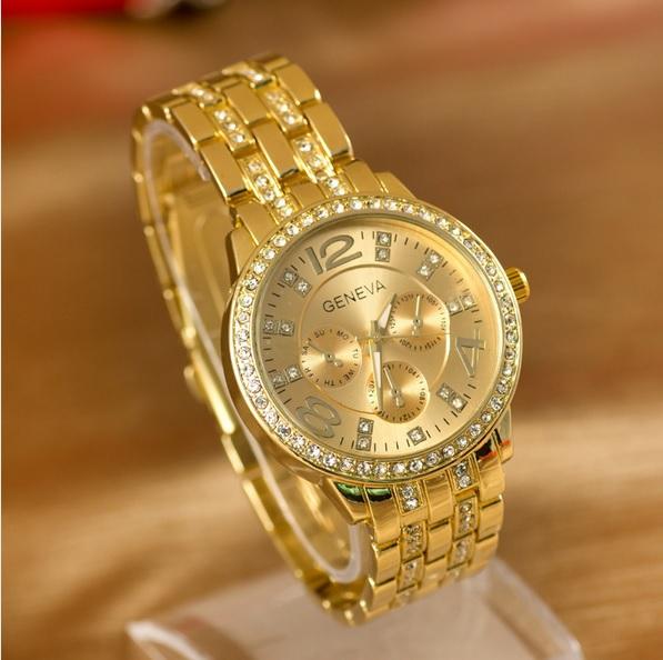 ffb44515e35 Levné hodinky - luxusní