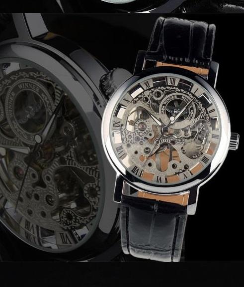 a86c985b0 Extremné odolné a přitom plně elegantí a decetní hodinky. Precizní chod  hodinek zajišťuje automatický strojek, který je unikátně řešen tak, že  hodinky nikdy ...